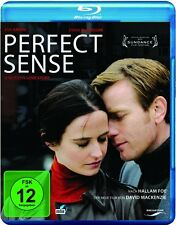 PERFECT SENSE (Ewan McGregor, Eva Green) Blu-ray Disc NEU+OVP