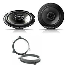 Seat Ibiza 2002-2008 Pioneer 17cm Front Door Speaker Upgrade Kit 240W