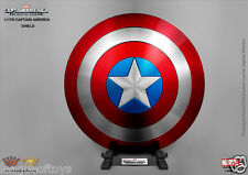 King Arts 1/1 MPS005 Avengers Captain America Shield Winter Soldier Full Metal