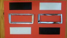 Chris Craft, Gar Wood, Step Pad, Re-chromed Frame