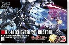 HG UC 147 Gundam Unicorn RX-160S Byarlant Custom 1/144 model kit Bandai