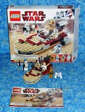 Lukes Landspeeder Lego Star Wars 8092 Special Edition Complete Play Set with Box