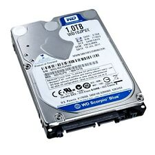 "Laptop Hard Drive Western Digital 1 TB,Internal ,2.5""  SATA notebook HDD"