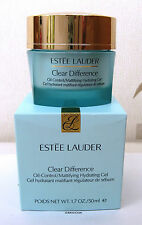 Estee Lauder Clear Difference Oil Control/ Mattifying Gel 50ml -  NEW & BOXED
