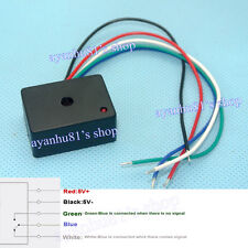5-12V Laser Switch Sensor Receiver Relay Control Module For All Red Green Laser