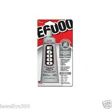 E-6000 Automotive And Industrial Adhesive 3.7 Oz  Made in the USA  NEW!!!