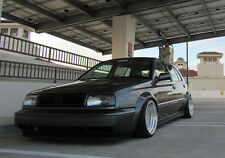 VW MK3 GTI / Golf TEXTURED SIDE SKIRTS ABT Replicas Volkswagen Sideskirts rocker