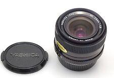 Yashica ML 28mm 2.8 for Yashica/CONTAX w/proper caps....BEAUTIFUL!