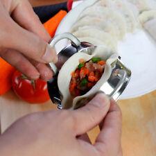 Sell Well Ravioli Dough Diy Dumpling Machine 2-In-1 Press Maker Pastry Tool