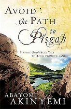 Avoid the Path to Pisgah Akinyemi, Abayomi Paperback