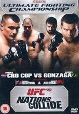✩ ✩ ULTIMATE FIGHTING CHAMPIONSHIP UFC70 - NATIONS COLLIDE DVD ✩ ✩