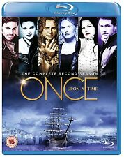 Once upon a Time  Season 2   **Brand New Blu Ray**