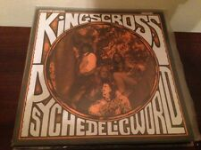 "KINGS CROSS - PSYCHEDELIC WORLD 12"" LP AUSSIE PSYCH ROCK"