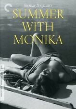 Summer with Monika [Criterion Collection] (2012, DVD NIEUW)