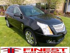 Cadillac : SRX PERFORMANCE COLLECTION AWD BLACK WARRANTY NAV