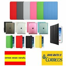 FUNDA CARCASA MAGNETICA SMART CASE para Ipad 2/3/4 iPad Mini 2/3/4 iPad Air 2