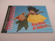 Carte DRAGON BALL Z - Trading Cards Chromium DB DRAGON BALL N°7 - AMADA 1996