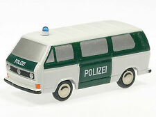 "Schuco Piccolo VW Volkswagen T3 Bus ""Polizei"" Modell 1979, Limited Edition"