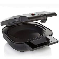 Wolfgang Puck Scratch and Dent 9 inch Electric Pie Maker with Pastry Cutter