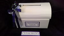 Pride of Scotland Wedding Post Chest Card Box Memory Chest + Other Tartans