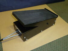 Soldador pedal de pie-para adaptarse migatronic Tig máquinas con un 6 y 8 Pines