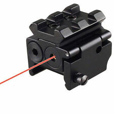 HOT SALE Red Laser Beam Dot Laser Sight Scope for Gun Pistol Picatinny Mount