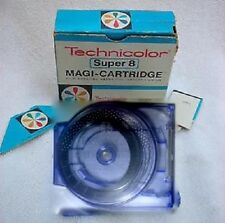 Technicolor Super 8 Magi-Cartridge To DVD TRANSFER SERVICE Frame by Frame Scan