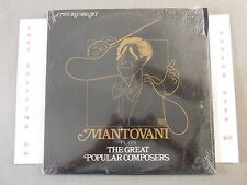 SEALED MANTOVANI PLAYS THE GREAT POPULAR COMPOSERS DBL LP, LENNON/MCCARTNEY +++