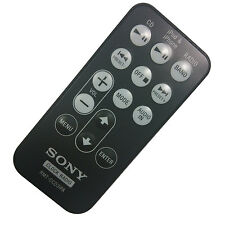 New Sony RMT-CCD3iPA Remote Control for ICF-CD3iP CD Radio Clock iPod -US SELLER