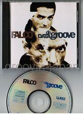 FALCO Data de Grrove JAPAN CD w/Pic Sleeve WMC5-171 No INSERT No OBI Free S&H