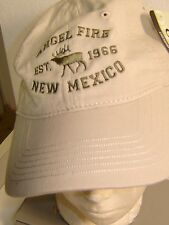 Angel Fire Hat  Cap New Mexico USA Embroidered Moose  Unisex New