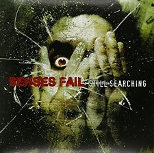 Senses Fail - Still Searching [New Vinyl LP] 180 Gram