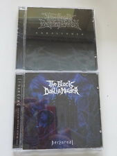2 CDs THE BLACK DAHLIA MURDER Unhallowed.. Nocturnal  TOP Condition
