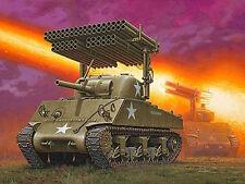 Revell 1:35 03074: M4A3 Sherman + Raketenwerfer