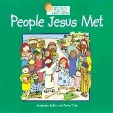 People Jesus Met (My first find out about book), Jeffs, Stephanie, Very Good Boo