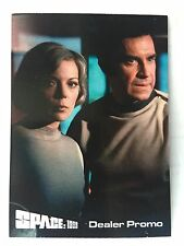 Space 1999 Cartas Coleccionables Exclusivo Promo Vendedor Carta MBP1