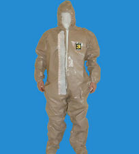 NEW Kappler System CPF-3 Hazmat Chemical Protective Suit XL / Hood / Coverall