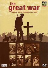 The Great War (BBC, 1964, 10 DVDs, U.S. NTSC Educator's Edition, 28 Episodes)