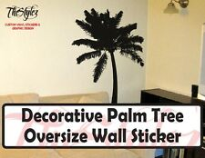 Decorative Palm Tree Wall Vinyl Sticker