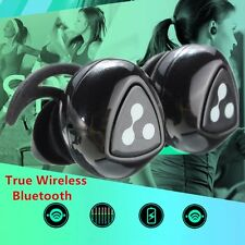 SYLLABLE Bluetooth Inalámbrico Auriculares Casco Headset Deportivo Gym Running