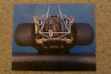 1974 Porsche 917-10 1200 HP Engine Showroom Advertising Poster RARE Awesome L@@K