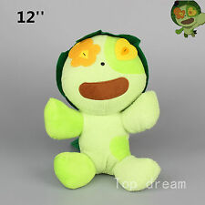 Ao No Exorist Blue Exorcist Cosplay Plush Toy Soft Stuffed Doll 12'' Teddy Gift