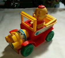 Jimson vintage wind up toot-toot old timer car clown car