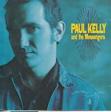 PAUL KELLY and the  MESSENGERS So Much Water So Close To Home CD - Pre Barcode