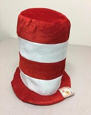 Dr. Seuss Cat In The Hat Costume Hat By Shalom Toys