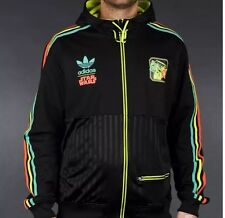 ADIDAS ORIGINALS STAR WARS  BOBA FETT RASTA TRACK TOP HOODY JACKET M-L-XL