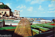CAPO D'ORLANDO S. Gregorio 10x15 viagg anni 60 Messina