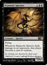 HYPNOTIC SPECTER M10 Magic 2010 MTG Black Creature — Specter RARE