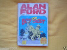 ALAN FORD=N°24 6/1971=BOY-SCOUT=NO ADESIVI