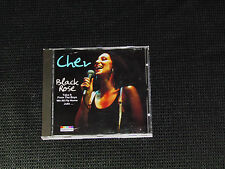 Black Rose by Cher 1999 Spectrum/Germany Original CD  Les Dudek/Allman Brothers